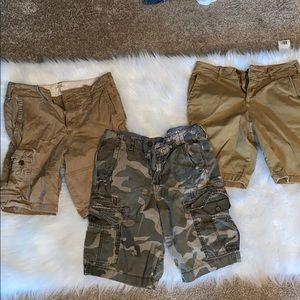 Bundle size 28 cargo shorts